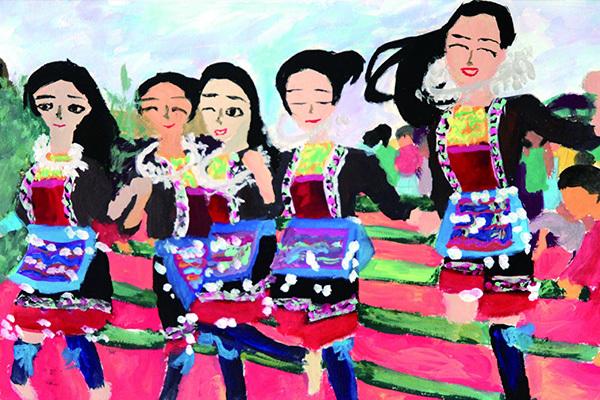 杨梅红少儿美术教育加盟是否靠谱