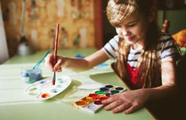 杨梅红少儿美术加盟教育到底好在哪里呢?