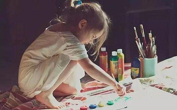 实力少儿美术教育品牌--杨梅红